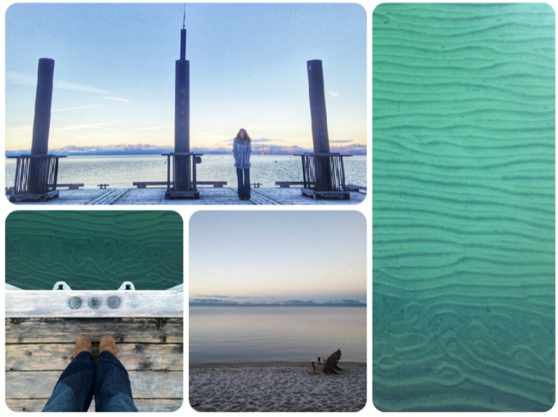 Lake Tahoe. Incline Village, Nevada. Vanessa Latimer. The First 2 Hours.