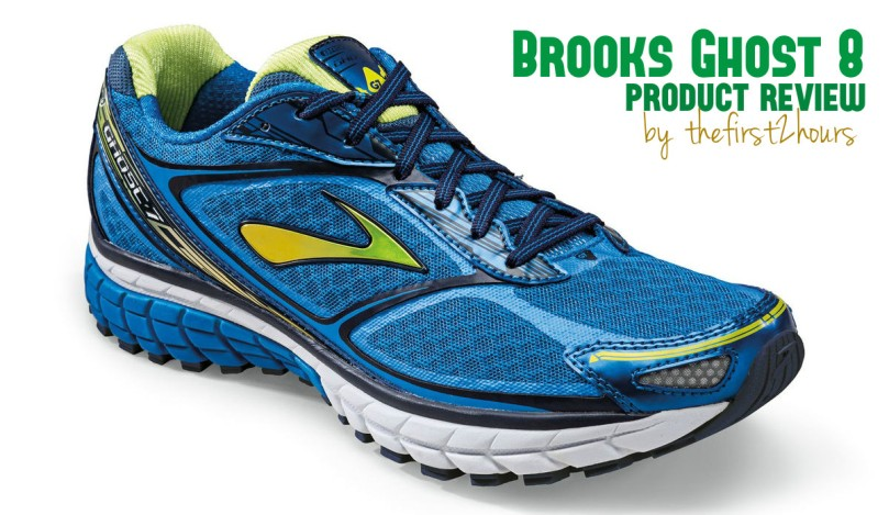 brooks ghost 8, product review, rock and roll marathon, running, marathon runner, running shoe, recommendation, review, best running shoe