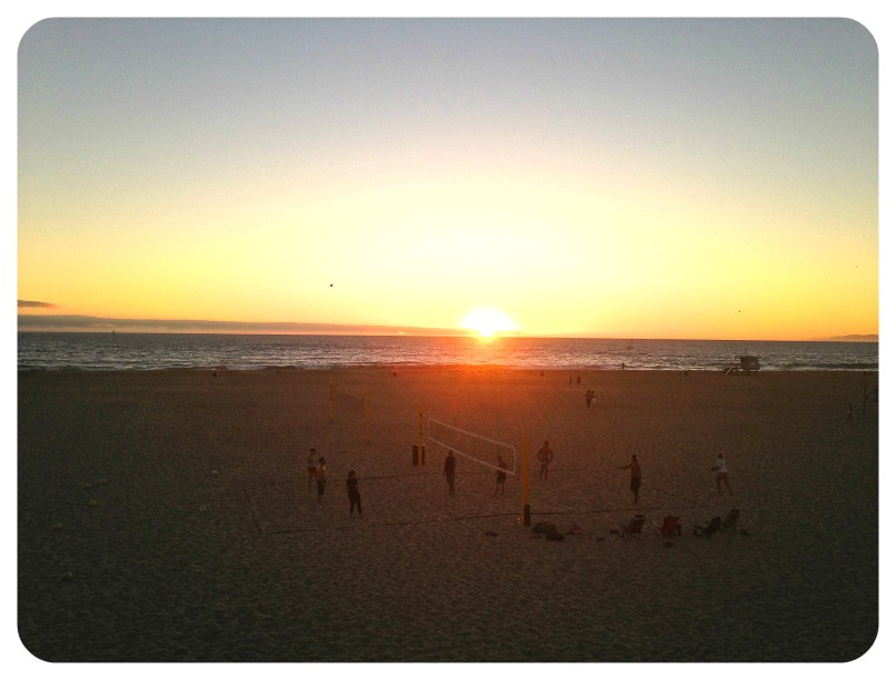 hermosa beach, california, manhattan beach, thefirst2hours, sunset, pacific ocean,