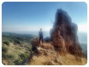 palos verdes, portugese canyone, south bay, california, hiking