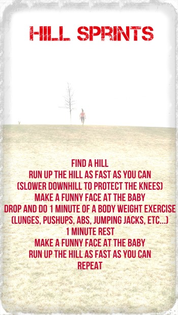mom fitness, fit mom, run, running, sprints, hill sprints, exercise, sisters, motivation, inspiration