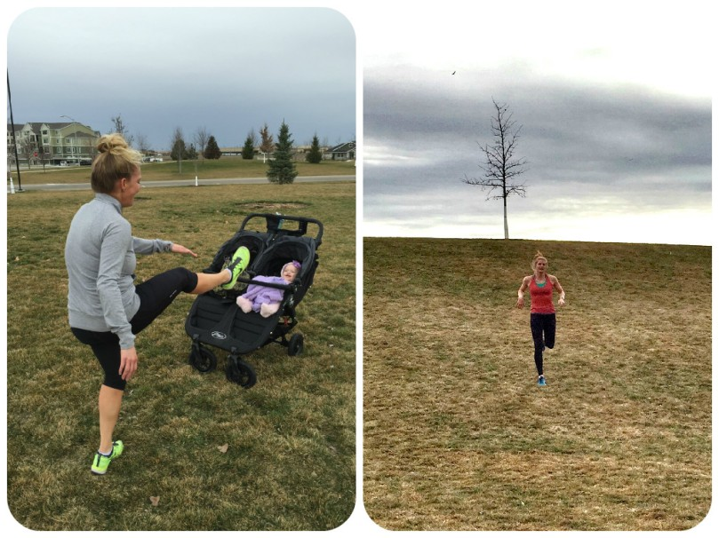toe touches, hill sprints, fitness mom, fit mom, mom fitness, hitt, workout, run, running, sisters