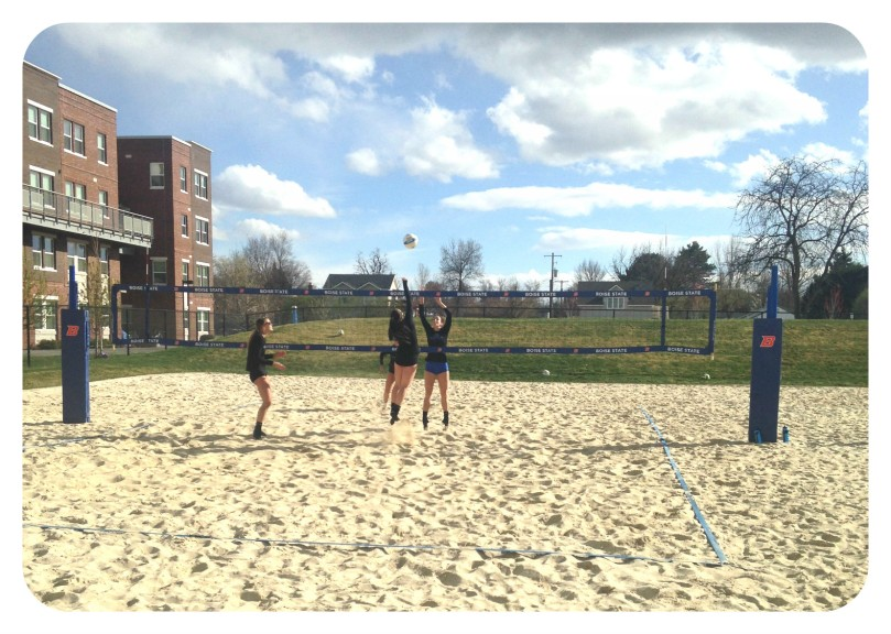 beach volleyball, ncaa volleyball, ncaa beach volleyball, boise state, broncos, bsu, athletics, injuries, fitness, volleyball, exercise
