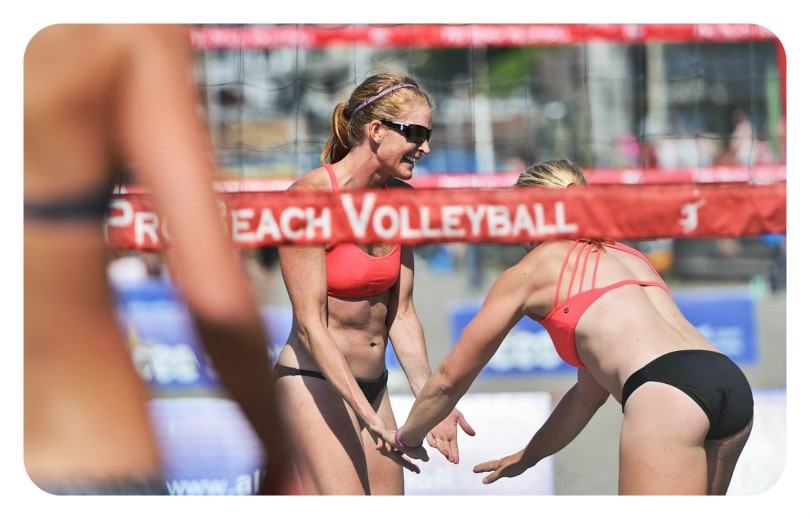 alki beach volleyball, vanessa latimer, breann crowell, professional beach volleyball, grow the game, ava, seattle, washington
