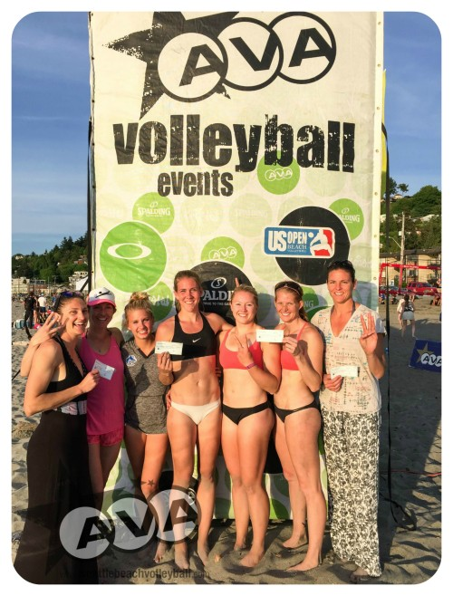 alki volleyball, beach volleyball, thefirst2hours, seattle, washington, travel, champtions