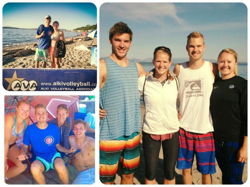 idaho volleyball, seattle volleyball, alki beach, alki volleyball, washington, champions, fitness