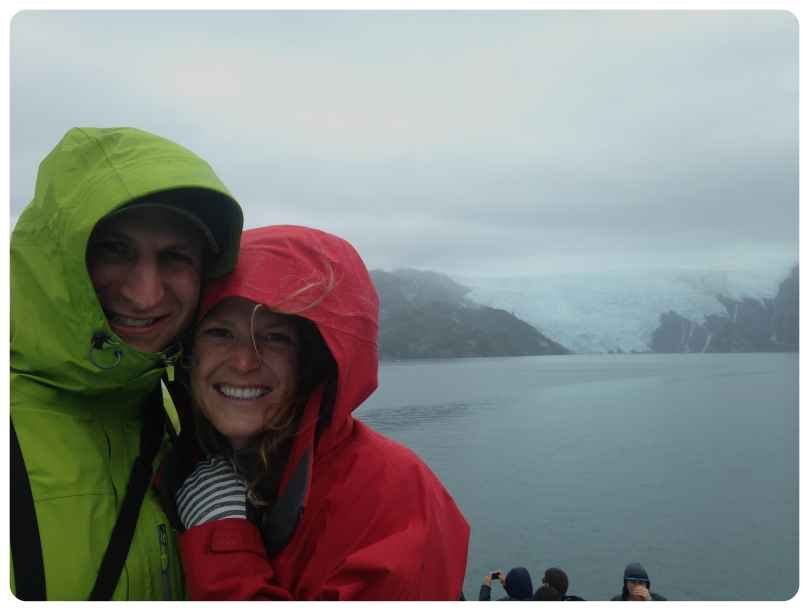 alaska, patagonia pilot jacket, waterproof, goretex, product review, adventure , honeymoon