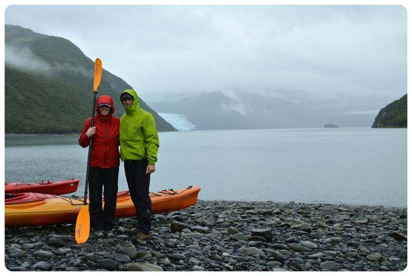 kenai fjords, harding ice field, seward alaska, resurrection bay, aialik bay, gulf of alaska, kayak, adventure, away adventures worldwide, honeymoon
