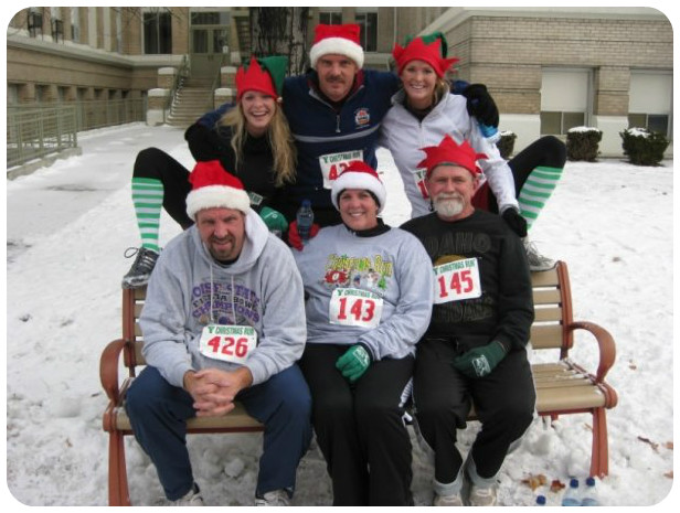 boise christmas run, boise fun run, boise jingle bell run, ymca jingle bell run, how to stay fit during the holidays, best running shoes, recommended family traditions, boise idaho 5K, boise running races